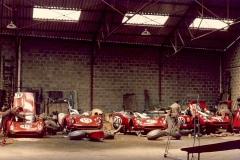 24 heures du Mans 1965 - Ferrari 330 P2#19 - Pilotes : John Surtees / Ludovico Scarfiotti - Abandon