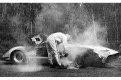 24 heures du Mans 1968 - Matra 630 #25 - Pilotes : Henri Pescarolo / Johnny Servoz-Gavin - Abandon