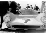 24 heures du Mans 1968 - Lola T70 #7 - Pilotes : Ulf Norinder / JSten Axelsson - Disqualification