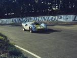 24 heures du Mans 1968 - Lola T70 #7 - Pilotes : Ulf Norinder / Sten Axelsson - Disqualification