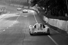 24 heures du Mans 1968 - Porsche 907 #35 - Pilotes : Alex Soler-Roig / Rudi Lins - Abandon
