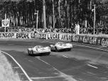 24 heures du Mans 1968 - Porsche 907 #67 - Pilotes : Robert Buchet / Herbert Linge - Abandon