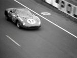 24 heures du Mans 1969 - Ferrari 250LM #17 - Pilotes : Teodoro Zeccoli / Sam Posey - 8ème
