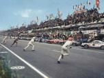 24 heures du Mans 1969 - Ferrari 275 GTB/C #59 - Pilotes : Claude Haldi / Jacques Rey - Abandon