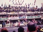24 heures du Mans 1969 - Ford GT40 #68 _ Pilotes : Reinold Jöst / Helmut Kellners - 6ème