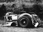 24 heures du Mans 1969 - Porsche 917 #10 - Pilotes : John Woolfe / Herbert Linge - Abandon1