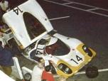 24 heures du Mans 1969 - Porsche 917 #14 - Pilotes : Rolf Stommelen / Kurt Ahrens  - Abandon-12