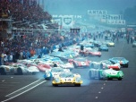 24 heures du Mans 1969 - Porsche 917 #14 - Pilotes : Rolf Stommelen / Kurt Ahrens  - Abandon-4
