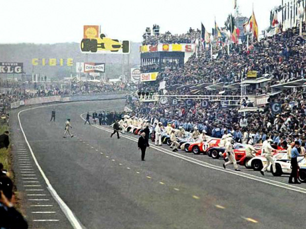 les 24 heures du mans 1969. Black Bedroom Furniture Sets. Home Design Ideas
