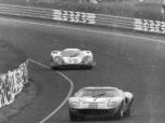 24 heures du Mans 1969 - Ford GT40 #7 - Pilotes : David Hobbs / Mike Hailwood - 3ème5