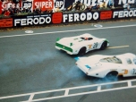 24 24 heures du Mans 1969 - Porsche 908/02 #20 - Pilotes : Joseph Siffert / Brian Redman - Abandondu Mans 1969 - Porsche 908/02 #22 - Pilotes : Joseph Siffert / Brian Redman - Abandon