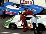 24 heures du Mans 1969 - Porsche 908/02 #20 - Pilotes : Joseph Siffert / Brian Redman - Abandon