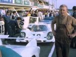 24 heures du Mans 1969 - Porsche 917 #10 - Pilotes : John Woolfe / Herbert Linge - Abandon