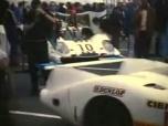 24 heures du Mans 1969 - Porsche 917 #10 - Pilotes : John Woolfe / Herbert Linge - Abandon35