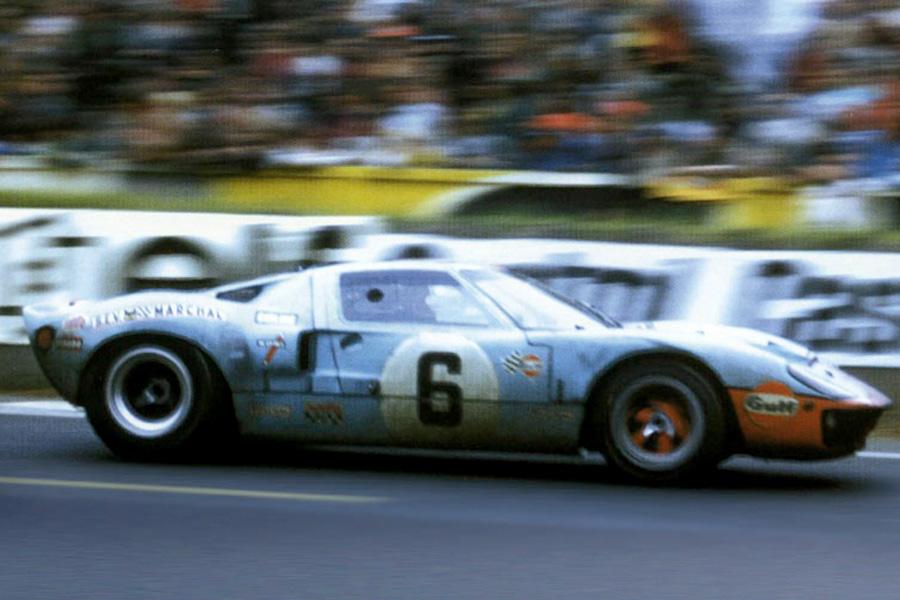 Ford gt40 scalextric 6 24 heures du mans 1969 for Catalogue ets leger le mans