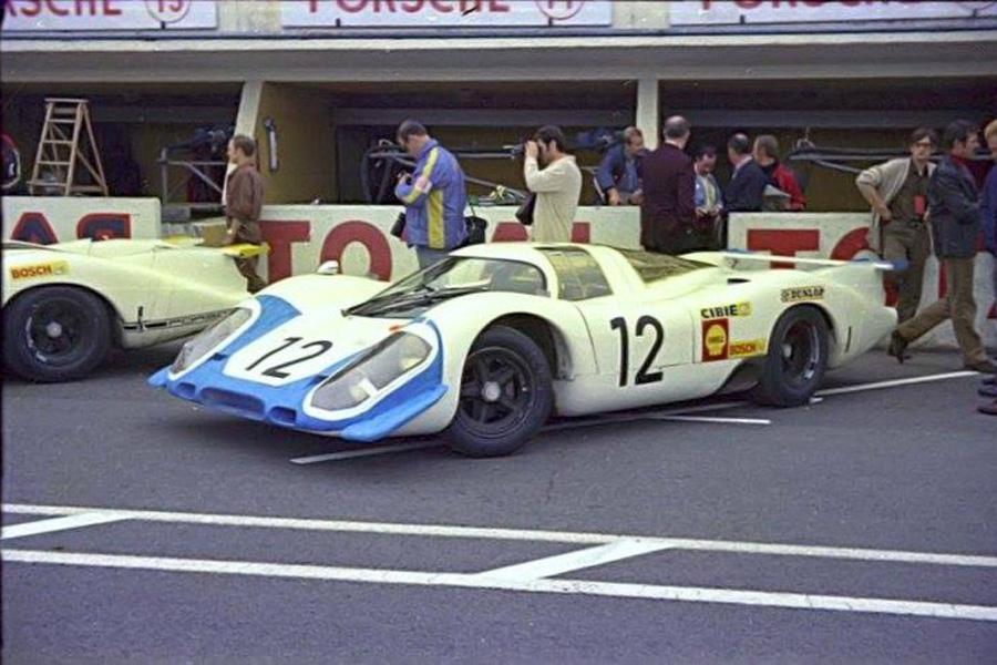 Porsche 917 Le Mans Miniatures 12 24 Heures Du Mans 1969