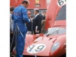 24 heures du Mans 1969 - Ferrari 312P #19- Pilotes : Chris Amon / Peter Schetty - Abandon