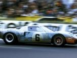 24 heures du Mans 1969 - Ford GT40 #6 - Pilotes : Jacky Ickx / Jackie Oliver - 1er