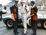 24 heures du Mans 1969 - Ford GT40 #8 - Pilotes : Peter Sadler / Paul Vestey - Abandon24 heures du Mans 1969 - Ford GT40 #8 - Pilotes : Peter Sadler / Paul Vestey - Abandon