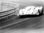 24 heures du Mans 1969 - Porsche 917 #12 - Pilotes : Vic Elford / Richard Attwood - Abandon2
