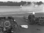 24 heures du Mans 1970 - Porsche 908/02 #28 - Pilotes : Dieter Spoerry / André de Cortanze - Non partante