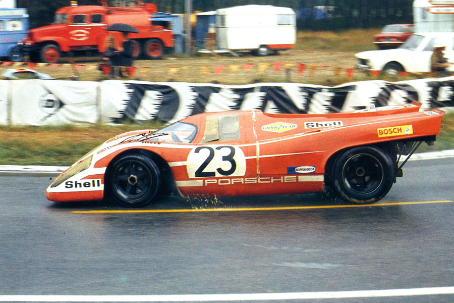 Porsche 917 fly 23 24 heures du mans 1970 for Catalogue ets leger le mans