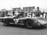 24 heures du Mans 1970 - Alfa-Roméo T33/3P #37- Pilotes : Toine Hezemans / Masten Gregory - Abandon