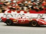 24 heures du Mans 1970 - Ferrari 312P #57- Pilotes : Chuck Parsons / Tony Adamovicz - Non classée