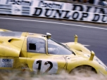 24 heures du Mans 1970 - Ferrari 512S #12- Pilotes : Hughes de Fierlandt / Alistair Walker - 5ème