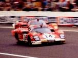 24 heures du Mans 1970 - Ferrari 512S #14- Pilotes : Jo Bonnier / Reine Wisell - Abandon
