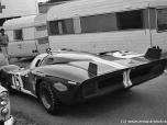 24 heures du Mans 1970 - Ferrari 512S #15- Pilotes : Mike Parkes / Herbert Müller - Abandon