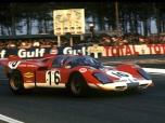 24 heures du Mans 1970 - Ferrari 512S #16- Pilotes : Giampiero Moretti / Corrado Manfredini - Abandon