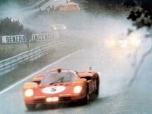 24 heures du Mans 1970 - Ferrari 512S #5- Pilotes : Jacky Ickx / Peter Schetty - Abandon