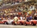 24 heures du Mans 1970 - Ferrari 512S #5- Pilotes : Jacky Ickx / Peter Schetty - Abandon24 heures du Mans 1970 - Ferrari 512S #5- Pilotes : Jacky Ickx / Peter Schetty - Abandon