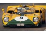 24 heures du Mans 1970 - Ferrari 512S #9 - Pilotes : José-Maria Juncadella / Juan-Manuel Fernandez - Abandon