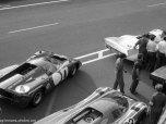 24 heures du Mans 1970 - Lola T70 #4- Pilotes : Teddy Pilette /Gustave Gosselin - Abandon