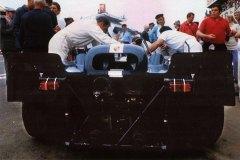 24 heures du Mans 1970 - Porsche 908L #27- Pilotes : Herbert Linge / Jonathan Williams - Non classé