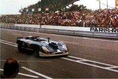 24 heures du Mans 1970 - Porsche 908L #27- Pilotes : Herbert Linge / Jonathan Williams - Non classé0-L