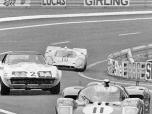 24 heures du Mans 1970 - Porsche 917K #20- Pilotes : David Piper / Gijs van Lennep - Abandon