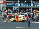 24 heures du Mans 1970 - Porsche 917K #20- Pilotes : David Piper / Gijs van Lennep - AbandonB