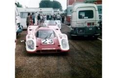 24 heures du Mans 1970 - Porsche 917K #23- Pilotes : Hans Herrmann / Richard Attwood - 1er