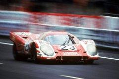 24 heures du Mans 1970 - Porsche 917K #23- Pilotes : Hans Herrmann / Richard Attwood - 1erH