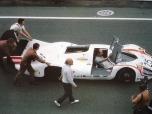 24 heures du Mans 1970 - Porsche 917L #25 - Vic Elford / Kurt Ahrens - Abandon