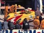 24 heures du Mans 1971 - Porsche 908/02 #30 - Pilotes : Louis Cosson / Helmut Leuze - Disqualification