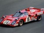 24 heures du Mans 1971 - Ferrari 512M #16 - Pilotes : Chris Craft / David Weir - 4ème