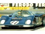 24 heures du Mans 1971 - Ferrari 512M #11- Pilotes : Mark Donohue / David Hobbs - Abandon