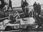 24 heures du Mans 1971 - Ferrari 512M #15- Pilotes : José-Maria Juncadella / Nino Vaccarella - Abandon