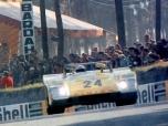 24 heures du Mans 1971 - Ligier JS3 #24 - Pilotes : Guy Ligier / Patrick Depailler - non classé