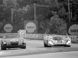 24 heures du Mans 1971 - Porsche 917K #19 - Pilotes : Richard Attwood / Herbert Müller - 2ème24 heures du Mans 1971 - Porsche 917K #19 - Pilotes : Richard Attwood / Herbert Müller - 2ème