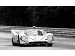 24 heures du Mans 1971 - Porsche 917K #57- Pilotes : Dominique Martin / Gérard Pillon - Abandon